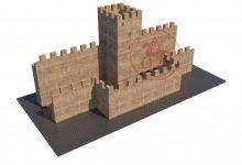 Borriana recrea virtualment la muralla musulmana de l'Abadia