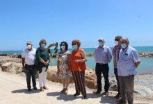 Costes finalitzarà en la primera quinzena de juliol la reparació dels efectes del temporal Glòria a la Serratella de Borriana