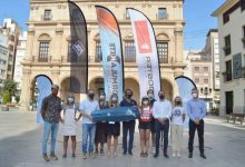 Castelló reuneix l'elit mundial del kitefoil al Gurugú amb la Formula Kite Spain Series