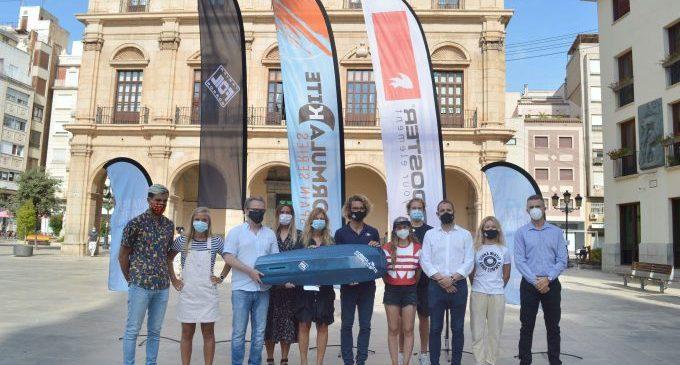 Castelló reúne a la élite mundial del kitefoil en el Gurugú con la Formula Kite Spain Series