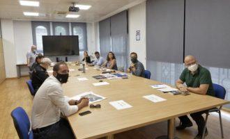 Castelló coordina el protocol de seguretat per al nou cicle d'oci al Grau 'Mar de Sons'