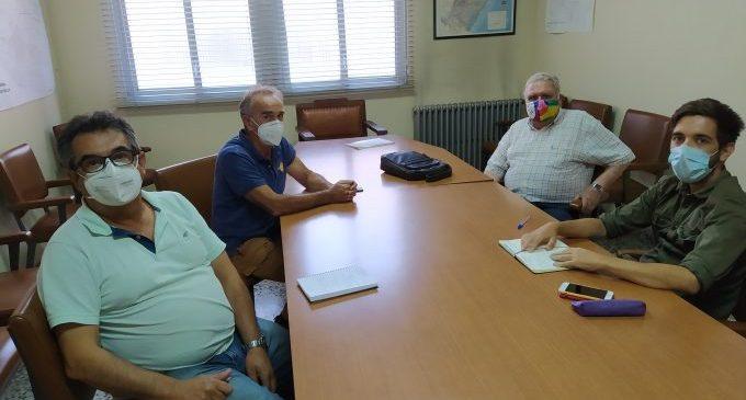 Transició Ecològica col·laborarà amb el Sindicat de Regs en tractaments biològics contra el cotonet