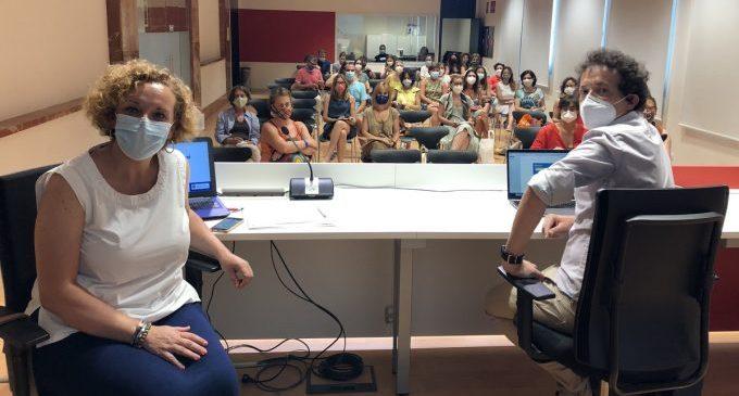 Educació implica el professorat de Castelló en el projecte Aprenentatge Servei (ApS)