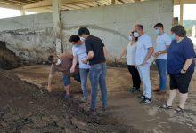 La Diputación valora realizar nuevas inversiones en la planta de tratamiento de purines de Todolella