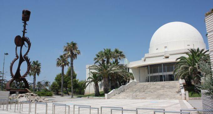 El Planetario de Castelló presenta la programación para agosto