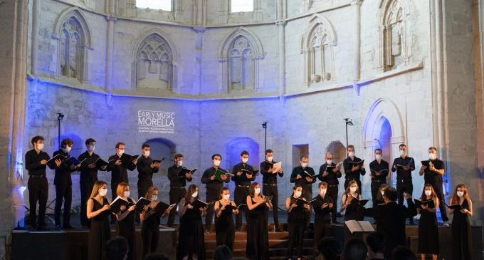 Èxit de la novena edició de l'Early Music Morella