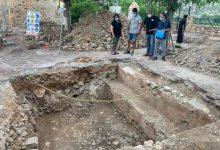 L'equip d'arqueòlegs de la Diputació trau a la llum les restes de l'antic Palau d'Argelita