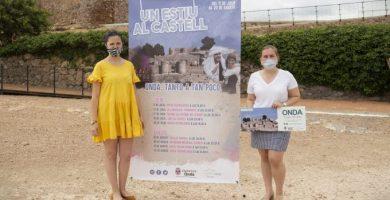 Onda llança una ambiciosa campanya estival centrada en el turisme segur i l'oferta cultural al castell