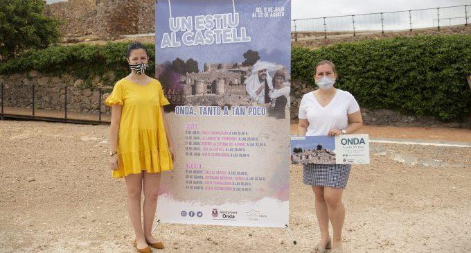 Onda lanza una ambiciosa campaña estival centrada en el turismo seguro y la oferta cultural en el castillo