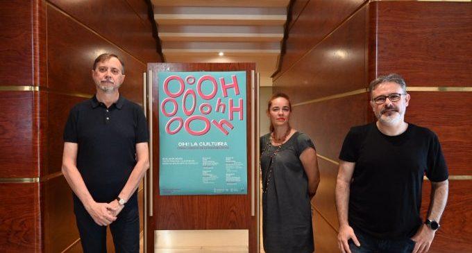 'Oh! La cultura' acosta el circ, la dansa i el cinema a la ciutadania de Castelló