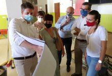 L'Ajuntament de la Vall d'Uixó inicia les obres de l'aulari d'infantil del CEIP Recaredo Centelles