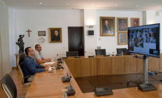 Benlloch participa en la Comissió de Festejos Taurins Tradicionals de la Comunitat Valenciana per a definir la normativa de celebració de 'bous al carrer' aquesta temporada