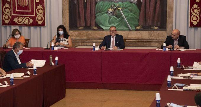 La Diputació reivindica de manera unànime el restabliment de l'AVE Madrid-Castelló