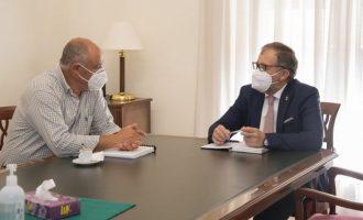 L'alcalde de Benlloc celebra que la Diputació del canvi col·labore amb el Feslloc