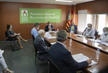 José Martí avala el Pla Estratègic 2020-2023 de la Fundació Hospital Provincial de Castelló per a impulsar un nou institut d'investigació i formació biomèdica