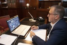 Martí respalda el esfuerzo del president Puig para revertir la situación por la cuarentena decretada del gobierno británico