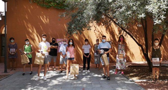 L'Ajuntament de la Vall d'Uixó entrega els premis de l'Estiu Jove Alternatiu