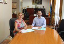 Falomir i Huguet presenten el primer Cicle de Monòlegs 'Vila de l'Alcora'