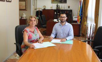 Falomir y Huguet presentan el primer Ciclo de Monólogos 'Vila de l'Alcora'