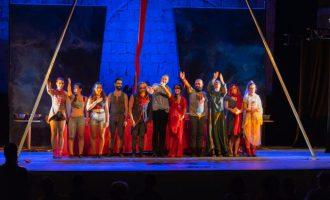 'Hipòlit' triomfa en la XXIII edició del Festival de Teatre Clàssic de Peníscola