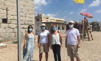 Nules cuenta con seis informadores de playa para reforzar la vigilancia en los meses estivales