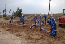 Nules dota a la platja de les marines d'un circuit biosaludable renovat