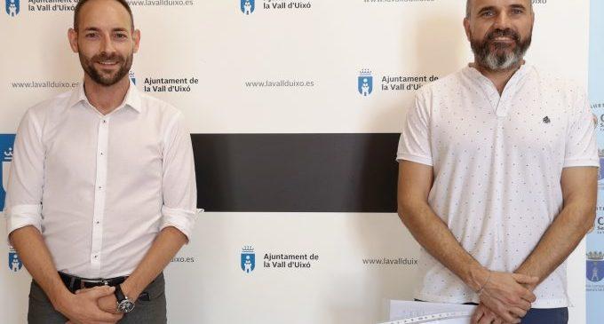 Les Penyes en Festes i l'Ajuntament de la Vall d'Uixó s'uneixen per impulsar el comerç local