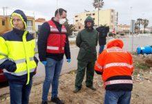 Abel Ibáñez enalteix la gran labor social dels bombers i els voluntaris de Protecció Civil en aquest primer any de la Nova Diputació