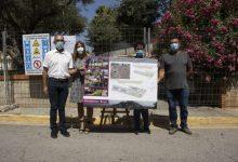 Onda Bonica avança amb la reforma del parc del carrer Crist Obrer