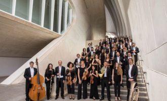 L'Orquestra de la Comunitat Valenciana actuarà dijous que ve al Teatre Payà de Borriana