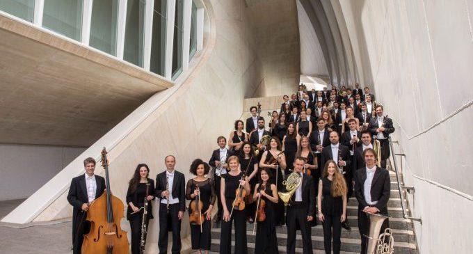 La Orquesta de la Comunitat Valenciana actuará el próximo jueves en el Teatro Payá de Borriana