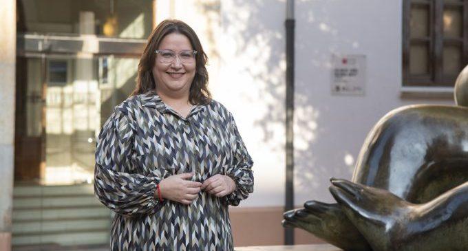 """Ruth Sanz: """"Tenemos que devolver al sector cultural todo lo que nos ha dado durante la cuarentena"""""""