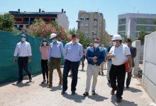 L'alcalde de Vila-real destaca l'esforç d'Ajuntament, Generalitat i comunitat educativa per a fer realitat el nou aulari d'Infantil del CEIP Carlos Sarthou