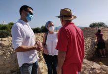 Comencen les excavacions al poblat iber del Puig de l'ermita