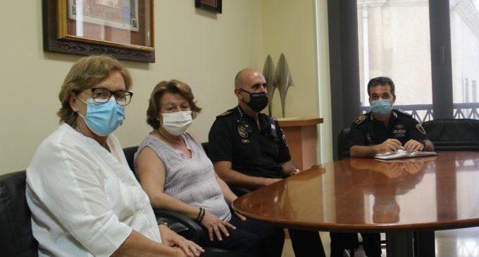 Primeras multas en Burriana por no llevar mascarillas