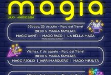 La màgia s'acosta als més menuts amb la programació d''Imagina Benicàssim'