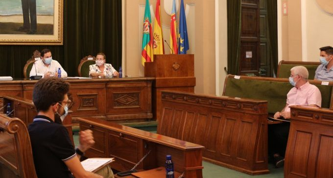 Castelló constitueix la Comissió per a l'Impuls i fixa tres àrees de treball per a la reactivació
