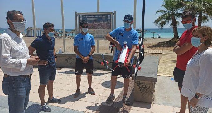 Las playas de Benicàssim inician el mes de julio con su excelencia certificada y con más seguridad