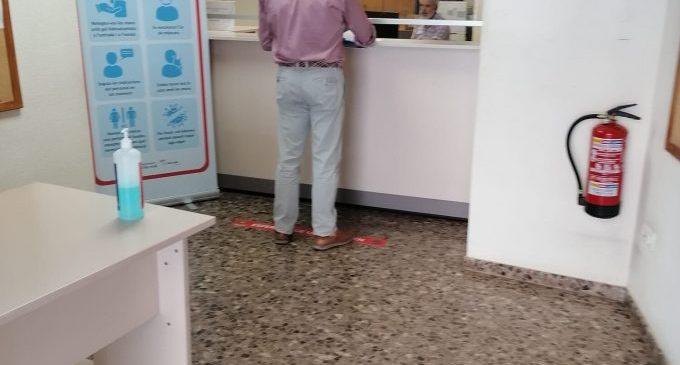 L'oficina de Recaptació i Tresoreria s'obri a l'atenció presencial amb cita prèvia i mesures de prevenció sanitàries