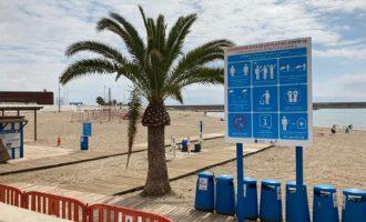 Turismo de Benicarló elabora un Plan de Contingencia de Playas Seguras para el verano