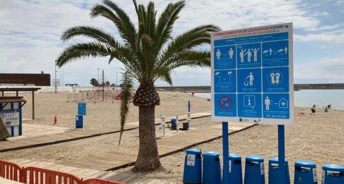 Turisme de Benicarló elabora un Pla de Contingència de Platges Segures per a l'estiu