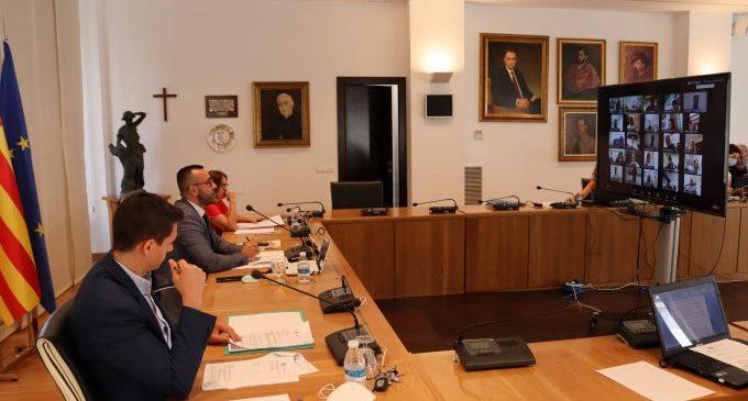 El Ple aprova la incorporació de 837.000 euros de romanents i el pagament de 516.000 euros per 'empastres' urbanístics