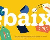L'Ajuntament facilita material gràfic per a la campanya de rebaixes