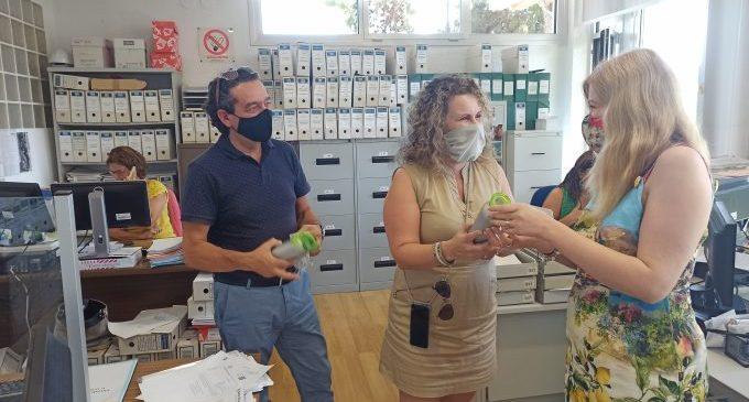 Benicàssim sensibilitza de l'impacte ambiental als empleats públics
