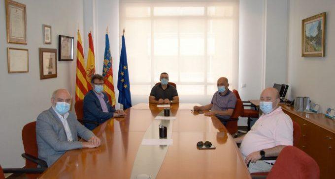 Vila-real explora vies de col·laboració amb la Generalitat en programes pilot de noves tecnologies i digitalització