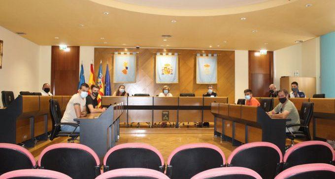 Borriana reforçarà el control de les mesures de seguretat sanitàries de xiringuitos i hostaleria