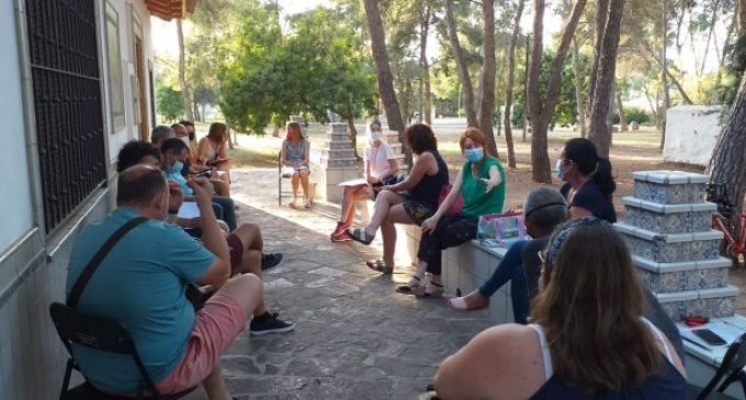 Educación se reúne con las AMPA para abordar el próximo curso escolar en Vila-real marcado por la nueva normalidad