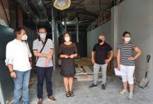 Les obres d'adequació del nou aulari de la Universitat Popular finalitzaran al setembre