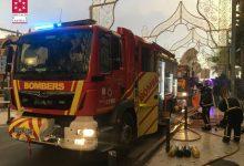 Desallotgen 160 persones en l'incendi d'un balneari d'Orpesa