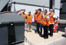 Castelló instal·la 1.098 contenidors per a la recollida selectiva orgànica